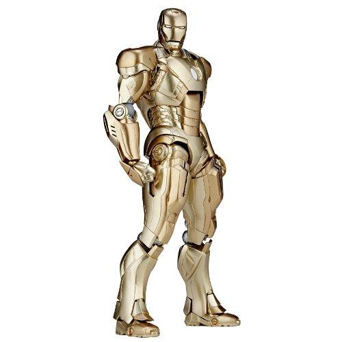 SCI-FI Revoltech Series No.052 Marvel Iron Man Mark 21