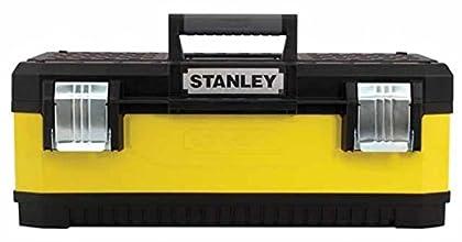 Stanley 1-95-612 Caja para Herramientas, Amarillo, 50.8 cm
