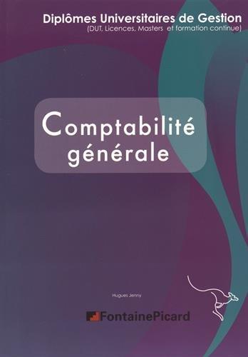 Comptabilité générale : Diplômes universitaires de gestion par