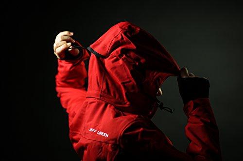 Jeff Green 1783 Kerava Veste de sport d'hiver pour femme Gris - gris
