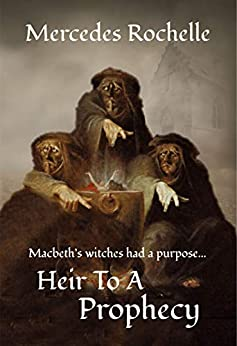 Book cover image for Heir to a Prophecy