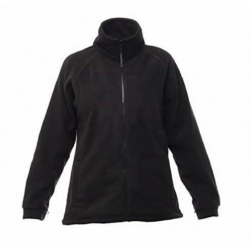 41%2BP8LcUL2L. SS500  - Regatta Ladies Woman Professional Thor III Fleece Full Zip Jacket Coat Workwear