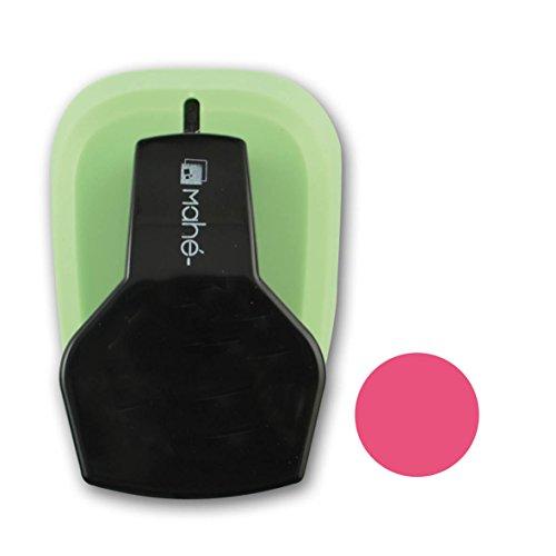Mahé OPXB11 - Perforadora Redonda plástico 9x