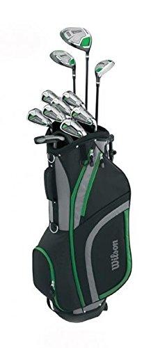 Wilson Tour Velocity Herren Golfset, Stahl, RH