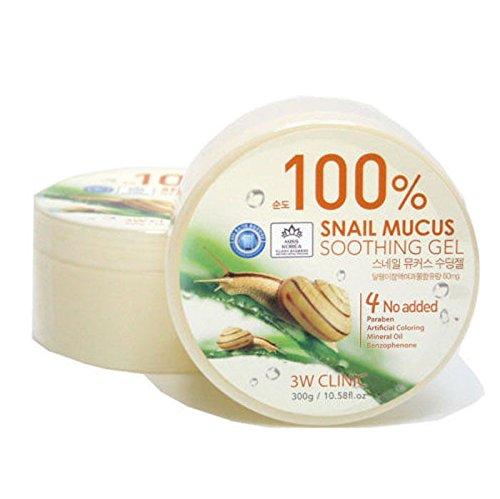 3w-clinic-100-schneckenschleim-gel-snail-soothing-feuchtigkeitsgel