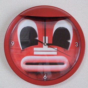 ダウンタウンDX トスポ掛け時計