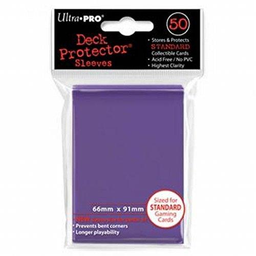 Ultra Pro Lot de 50 pochettes protectrices pour carte (coloris vert citron)