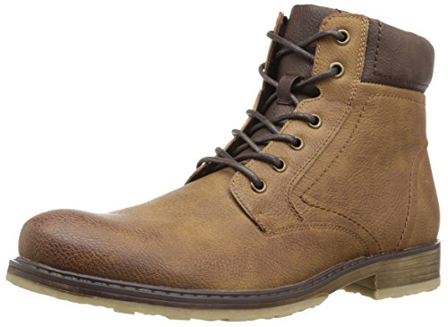 Unlisted by Kenneth Cole Hombres Stiefel Braun Groesse 7.5 US /41 EU