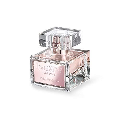 Yves Rocher COMME UNE EVIDENCE Le Parfum, sinnliches & feminines Eau de Parfum, mit Rose & Patschuli, 1 x Zerstäuber 30 ml