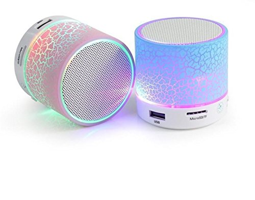 Bluetooth S10 Mini Speaker||Multimedia Stereo Speaker with Long playtime||Wireless S10 Mini Speaker||Portable Speaker Mini Speaker|| High Definition Audio Speaker Compatible for All Smartphones by Royal Mobiles  available at amazon for Rs.260