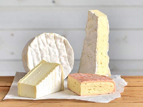 Probierpaket | Käseset \'Weichkäse\' | 4x Käsesorten