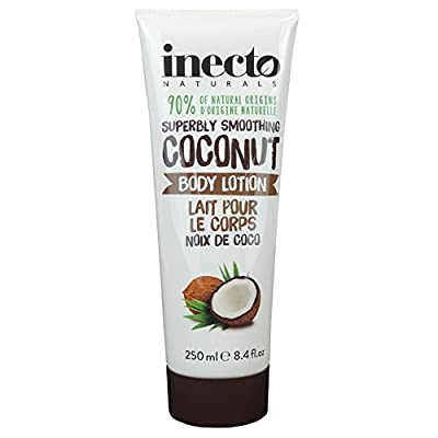 (2 PACK) - Inecto Naturals Coconut Body Lotion | 250ml | 2 PACK - SUPER SAVER - SAVE MONEY by Inecto