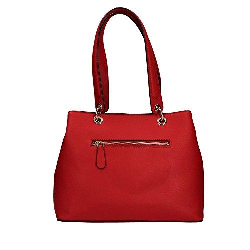 Guess Hwvg6691360, Borsa a Mano Donna, 15 x 26.5 x 42 cm (W x H x L) CNR CNY RED