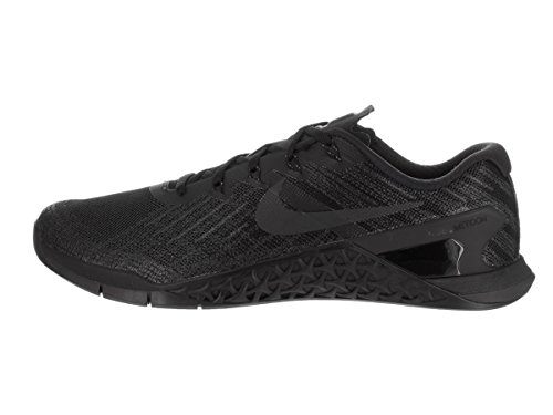 Nike Metcon 3, Chaussures de Gymnastique Homme Noir (Black/black)