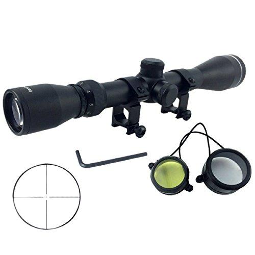 Latinaric Lunette De Visée 3-9x40 Pour Fusil De Chasse Optique R4 Réticule