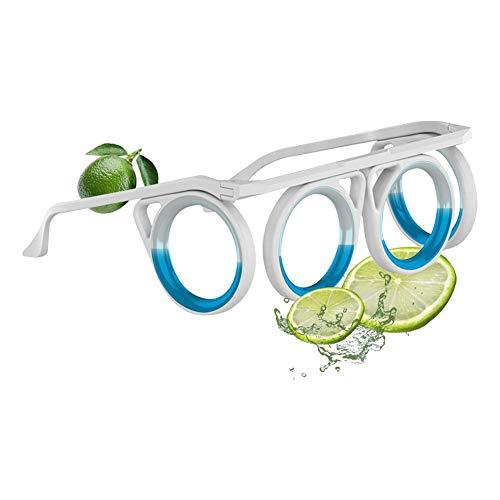 perfecthome Anti-Motion-Sickness-Brille für Kinder Erwachsene, Anti-Airsick-Seekrankheit-Schutzbrille, Keine Linse, Modulares Design mit Zitronengeschmack, Reisen ist Nicht mehr ärgerlich