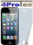 4x ANTIREFLEX matt Schutzfolie für Apple iPhone 5, 5S Premium Displayschutzfolie Bildschirmschutzfolie Schutzhülle Displayschutz Displayfolie Folie