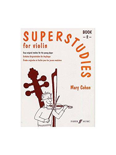 mary-cohen-superstudies-book-2-violin-partitions-pour-violon