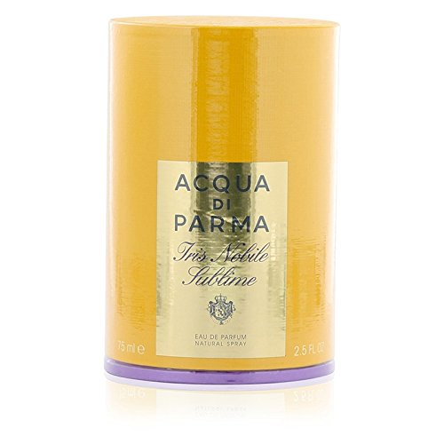 Acqua di Parma IRIS NOBILE SUBLIME Eau de Parfum Zerstäuber 75 ml