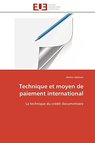 Technique et moyen de paiement international