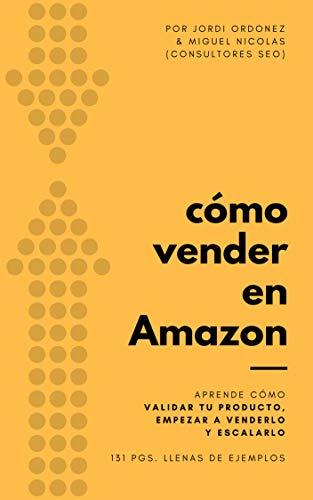 Resultado de imagen de 8.Cómo vender en Amazon (Jordi Ordoñez y Miguel Nicolás)