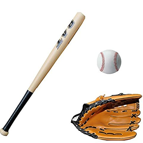 24 Pouces de Baseball Junior Set (Bois, Regular