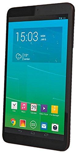 Alcatel Onetouch  Pixi 3 Tablet, 4 GB, Nero