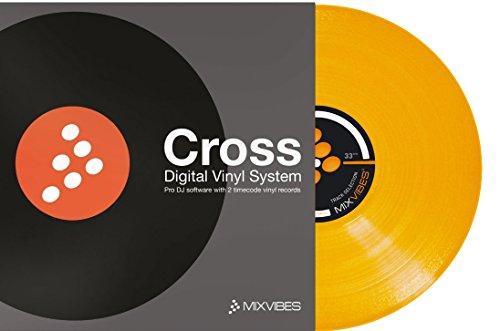 mixvibes-cross-sistema-digital-vinyl-naranja