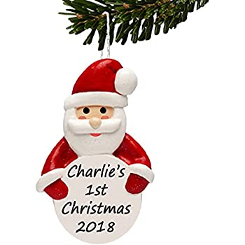 Personalised Christmas Tree Decoration - Any Name Can Be
