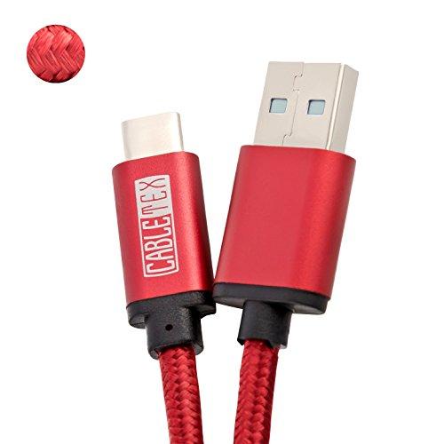 cabletex-usb-c-kabel-auf-usb-20-typ-a-1-meter-ladekabel-nylon-textilkabel-datenkabel-fr-usb-31-und-u