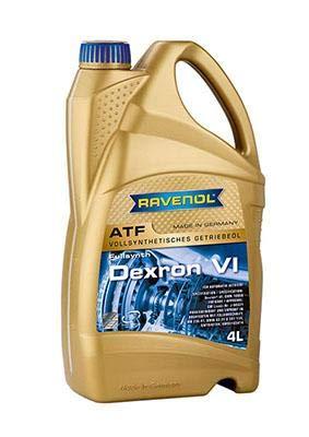 RAVENOL Olio di cambio automatico Dexron®-VI/Dexron 6, 4lit