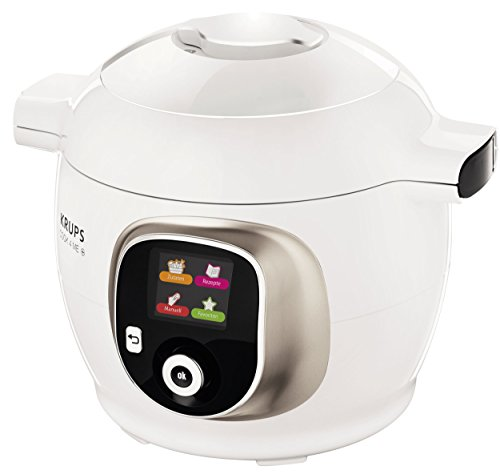 Krups cz7101 Multi eléctrica cook4me Plus, 4 L, 1200 W, color...