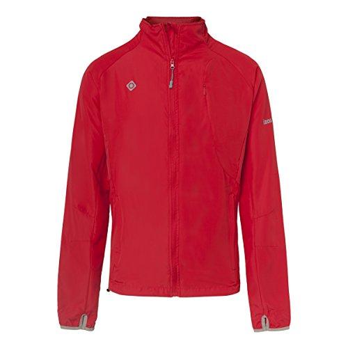 IZAS Herren Running Jacket BREZEL Red
