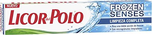 Licor del Polo - Dentífrico Frozen Senses Limpieza Completa - 75ml