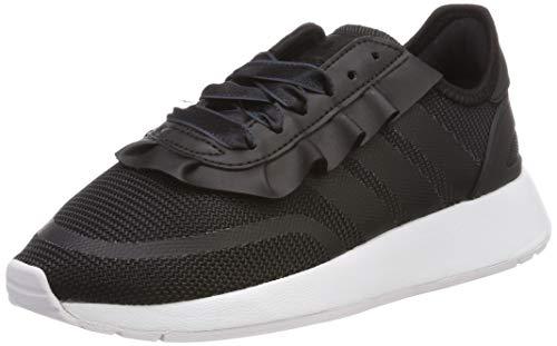 Adidas N-5923 J Scarpe da ginnastica Unisex bambini, Nero (Core Black/Core Black/Carbon Core Black/Core Black/Carbon), 36 EU