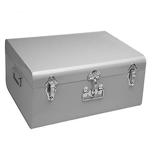 bhs-durable-large-metal-trunk-with-39-litre-storage-capacity-chest-or-locked-box-lock-sold-separatel