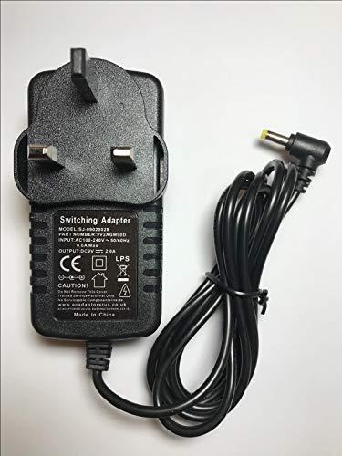 9V 800mA, AC-DC-Adapter, Netzteil für Linksys ezxs88W 8-Port 10/100