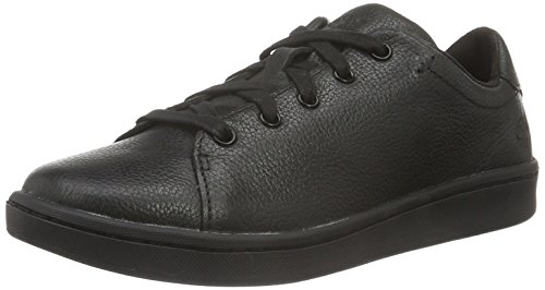 Timberland Dashiell_Dashiell_Dashiell Oxford, Baskets Basses Femme Noir - Schwarz (Black Woodlands FULL GRAIN)