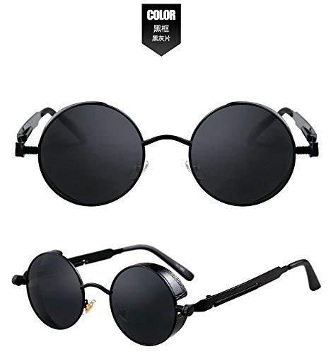 SCJ Han Ban Chao wiederbeleben Alten Bräuchen eine Sonnenbrille weiblich das ins runde Gesicht ist nur teilweise auf eine Sonnenbrille Hip-Hop-Prinz der Spiegel GAI Brille männlich