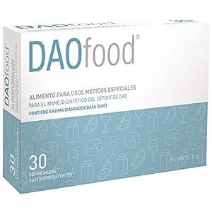 DAOfood 30 Tabletten zur diätetischen Behandlung von DAO-Mangel