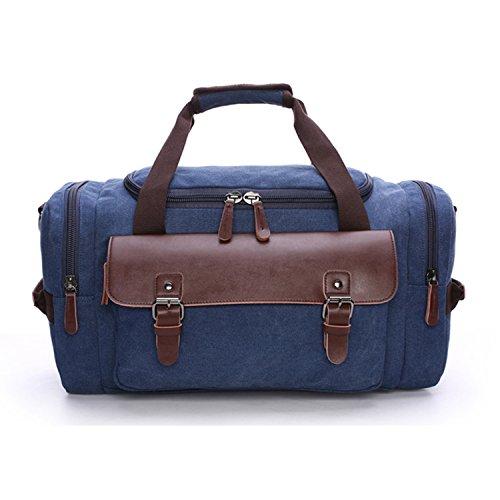Outreo Borsa Tracolla Uomo Borsello Borse a Spalla Borse da Viaggio  Sportive Sacchetto Vintage Borsetta Messenger Bag per Studenti Tasca Tablet  ... 593f0ff974d