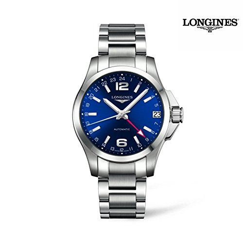 Longines Sport Collection Conquest L3.687.4.99.6 - Reloj de Pulsera para Hombre