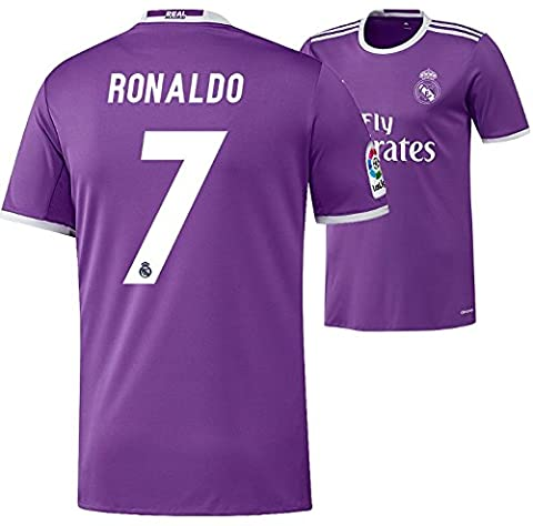 Trikot Adidas Real Madrid 2016-2017 Away (Ronaldo 7, 128)
