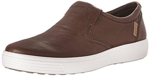 Ecco Herren Soft 7 Men's Sneaker Braun (Whisky)