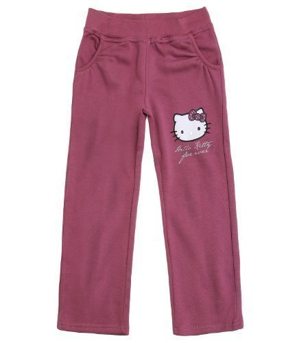 Hello Kitty Jogginghose violett (140)
