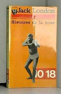 Histoires de la boxe par Jack London