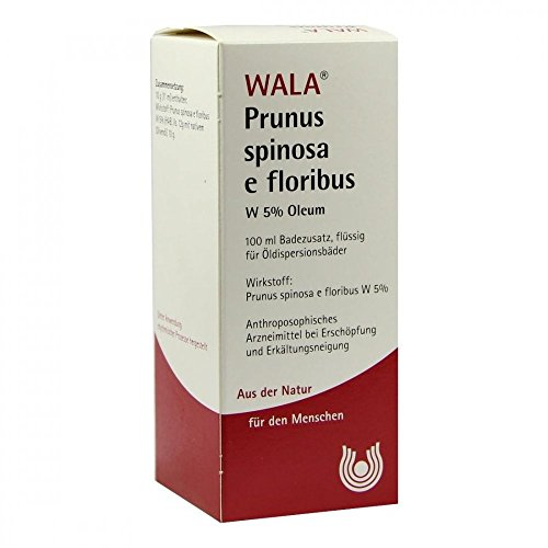 Prunus Spinosa E Flor. W 100 ml