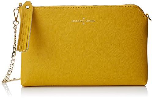 Roberto Verino Donna Clutch Lisa Borsetta pochette giallo Size: 3x18x29 cm (W x H x L)