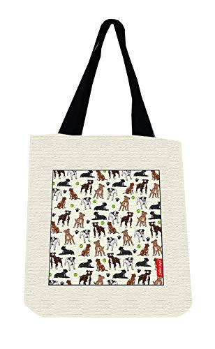 Selina-Jayne Staffy Hund Limited Edition Designer Einkaufstasche -