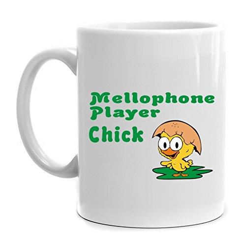 Eddany Mellophone Player chick - Tassen